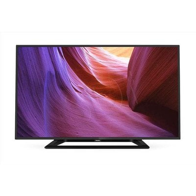 "TV 32"" LCD LED Philips 32PHH4100/88 (Tuner Cyfrowy 100Hz USB)"