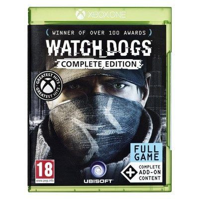Gra Xbox ONE Watch Dogs Complete Greatest Hits 1
