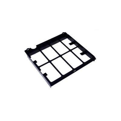 Ramka (wspornik) filtra węglowego okapu Whirpool (480122101279)