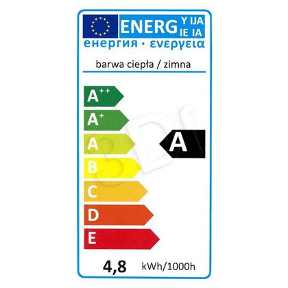 Taśma LED zewn. AJE-Z300L3528WCI 60LED/m b.zimny