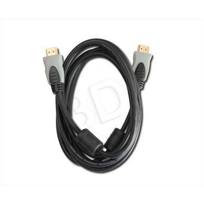 DIGITUS KABEL POŁĄCZENIOWY HDMI HIGHSPEED 2.0 Z ETH. TYP HDMI A/HDMI A M/M 3M DK-330112-030-D