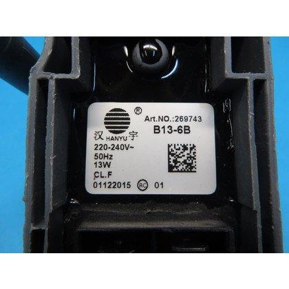 Silnik pompy odpływowej do pralki (269743)