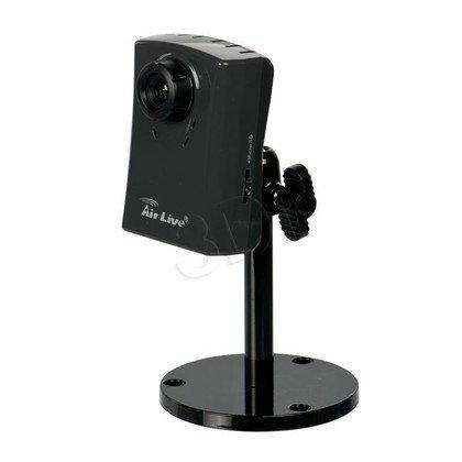 OVISLINK AirLive [ IP-200PHD ] Kamera IP kierunkowa [wewnętrzna] [2 Mega-Pixel] [PoE 802.3af] [ONVIF] [H.264] [wymienny obiektyw, slot microSD]
