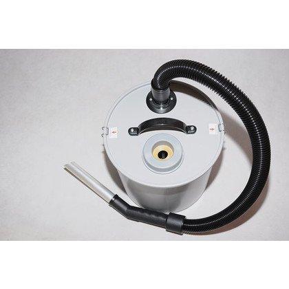 Bezworkowy separator popiołu - 17l (OC3144)