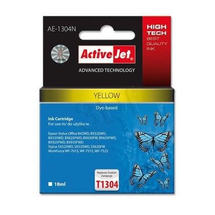 ActiveJet tusz zamiennik Epson T1304 Yelow SX620/ BX42/ BX935 AE-1304