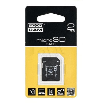 SECURE DIGITAL MICRO 2048 MB GOODRAM