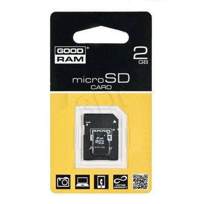 SECURE DIGITAL MICRO 2048 MB GOODRAM