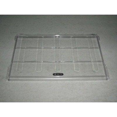 Półki na plastikowe i druciane r Półka plastikowa chłodziarki 50x29 cm Whirlpool (481244079295)
