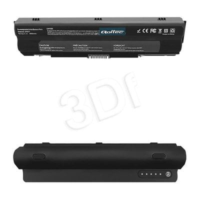 QOLTEC BATERIA DO DELL XPS 17 L501X | 6600MAH | 11.1V
