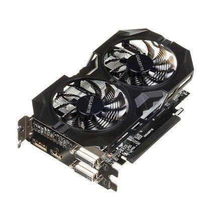 GIGABYTE GeForce GTX 950 2048MB DDR5/128bit DVI/HDMI/DP PCI-E (1279/6610) (wer. OC - OverClock) (wentylator WindForce II)