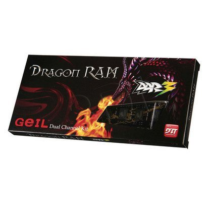 GEIL DDR3 8 GB 1600MHZ DUAL DRAGON RAM CL.11