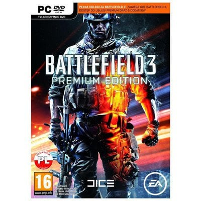 Gra PC Battlefield 3 Premium Edition