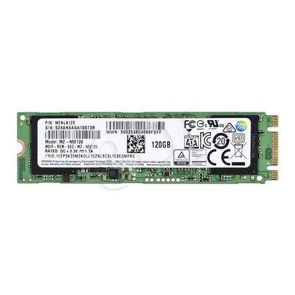 SSD SAMSUNG 120GB M.2 SATA MZ-N5E120BW 850 EVO