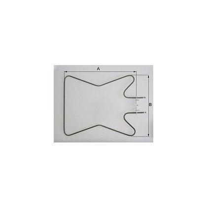 Grzałka - kuchnia Wrozamet 230V,1500W (01.681)
