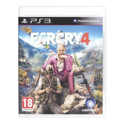 Gra PS3 Far Cry 4
