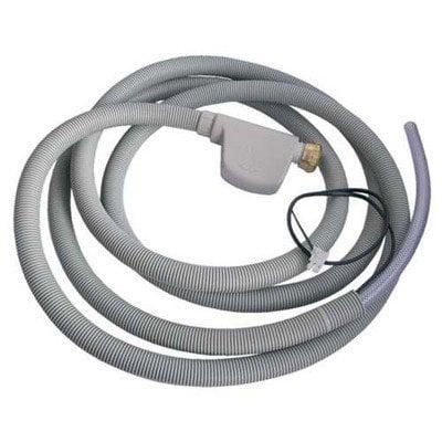 Wąż dopływowy zmywarki z elektrozaworem 4 m. Whirlpool (481253029427)