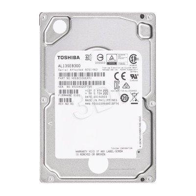 Dysk HDD TOSHIBA AL13SEB300 300GB SAS-2 64MB 10500obr/min