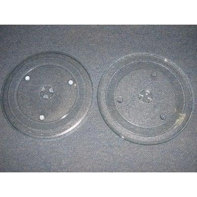 Talerz mikrofali - krzyżak - 26cm (175-32)