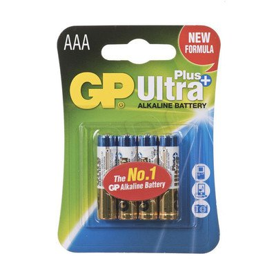 GP Bateria alkaiczna LR03 blister 4szt.