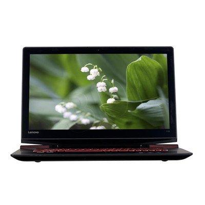 """Lenovo Y700-17ISK i5-6300HQ 8GB 17,3"""" FHD 1000GB HD 530 GTX 960M DOS Czarny 80Q00047PB 2Y"""