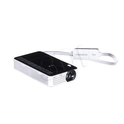 Philips Projektor kieszonkowy PicoPix PPX4350 DLP 640x360 50ANSI lumen 1300:1