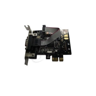 KONTROLER UNITEK PCI-EX 1XRS-232 LOW PROFILE Y-7502