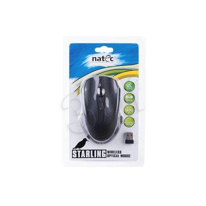 NATEC MYSZ BEZPRZEWODOWA STARLING NANO USB BLACK