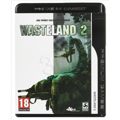 Gra PC NPG WASTELAND 2