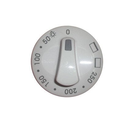 Pokrętło temperatury 50-250oC + 2 funkcje (9012729)