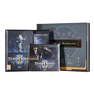 Gra PC StarCraft II Legacy of the Void Ed. Kolek.