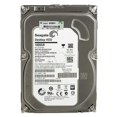 Dysk HDD HP 815614-B21 1000GB SATA 7200obr/min