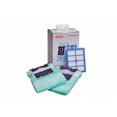Filtr hepa EFH13W + worki E206 8szt. VCAK1 Electrolux (9001664177)