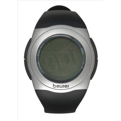 Pulsometr nadgarstkowy Beurer PM 25 (Czarno-srebrny)