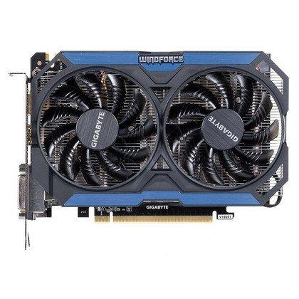 GIGABYTE GeForce GTX 960 4096MB DDR5/128bit DVI/HDMI/DP PCI-E (1253/7010) (wer. OC - OverClock)