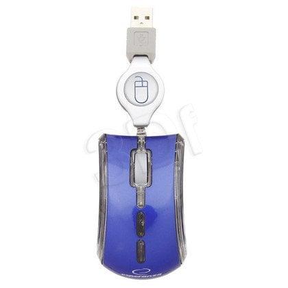 MYSZ ESPERANZA EM109B USB ZWIJANA