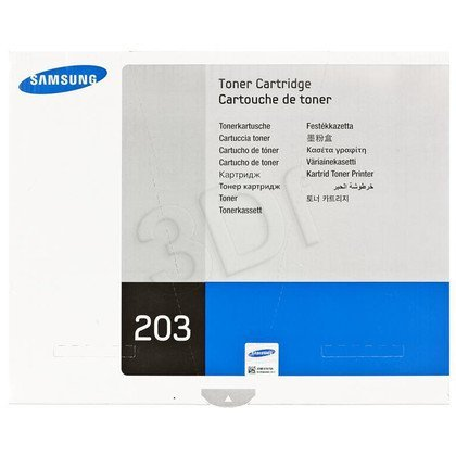 SAMSUNG Toner Czarny MLTD203S=MLT-D203S, 3000 str.