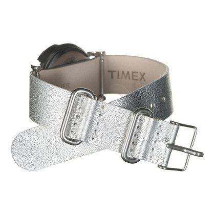 ZEGAREK TIMEX Weekender Metallic Silver