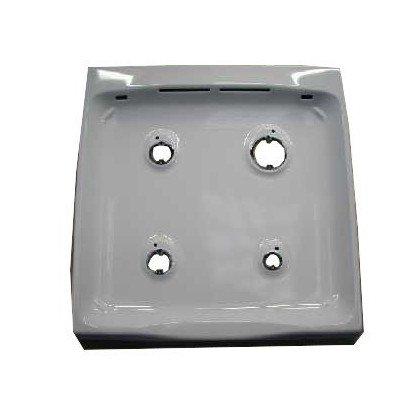 Płyta gazowa biała S1 600 (bez zabezpieczenia z zapalaczem ) (9001561)