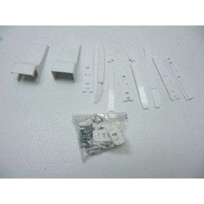 Półki na plastikowe i druciane r Zestaw montażowy drzwi do lodówki Whirlpool (481231039155)