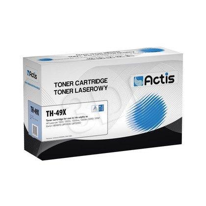 Actis TH-49X czarny toner do drukarki laserowej HP (zamiennik 49X Q5949X) Standard