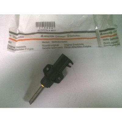 Szczotka węglowa silnika pralki (C00273898)