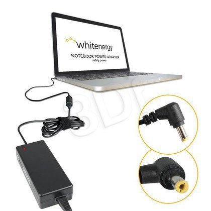 WHITENERGY ZASILACZ DO LAPTOPA 40W MIS, THINKPAD 20V 2A WTYK 5.5X2.5MM