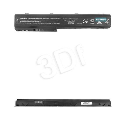 QOLTEC BATERIA DO NOTEB.- HP DV7/HDX18(8CELL)