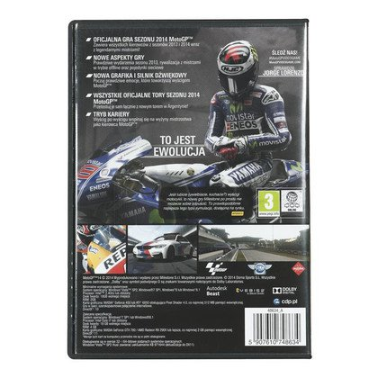 Gra PC Moto GP 14