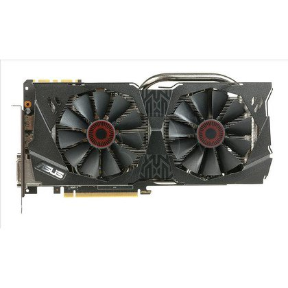 ASUS GeForce GTX 970 4096MB DDR5/256bit DVI/HDMI/DP PCI-E (1253/7010) (wer. OC - STRIX) (wentylator DirectCU II)
