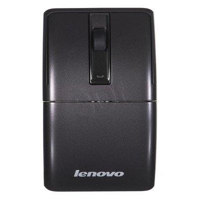 LENOVO Mysz bezprzewodowa laserowa N70 888012320 1200dpi ciemno-szara