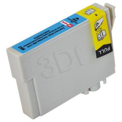 ActiveJet AEB-712N (AEB-712) tusz cyan pasuje do drukarki Epson (zamiennik T0712, T0892, T1002)