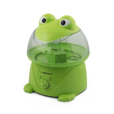 Nawilżacz powietrza Esperanza EHA001 (zielony - wzór żabka)