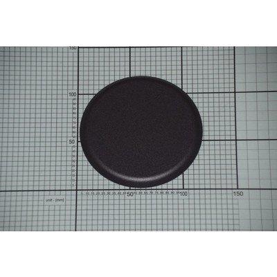 Nakrywka palnika SOMI2 ultraduża-czarny mat (8056061)