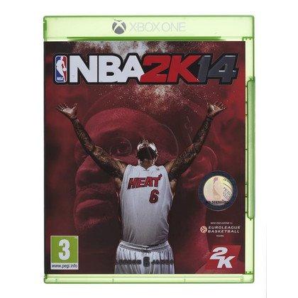 Gra Xbox One NBA 2K14